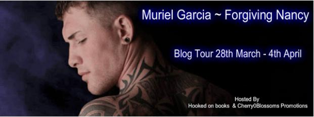 Blog Tour - Muriel Garcia - Forgiving Nancy