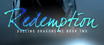 Cover & Blurb reveal Redemption (Dueling Dragons MC Book Two) by Angie Sakai