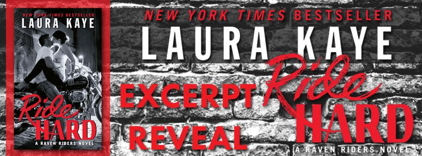 Surprise Excerpt Reveal for RIDE HARD by Laura Kaye