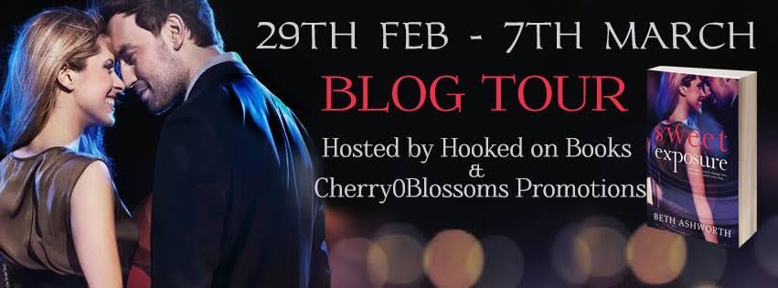 Blog Tour - Sweet Exposure - Beth Ashworth