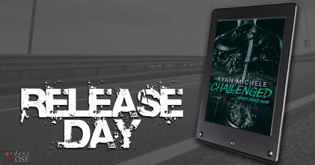 Release Day Blitz - Challenged by Ryan Michelle