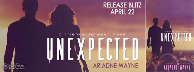 Unexpected by Ariadne Wayne - Release Blitz