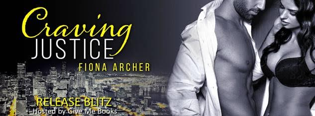 Release Blitz for Craving Justice by Fiona Archer