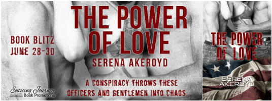 The Power of Love by Serena Akeroyd