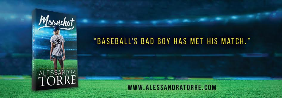 MOONSHOT BY ALEXANDRA TORRE – New Release