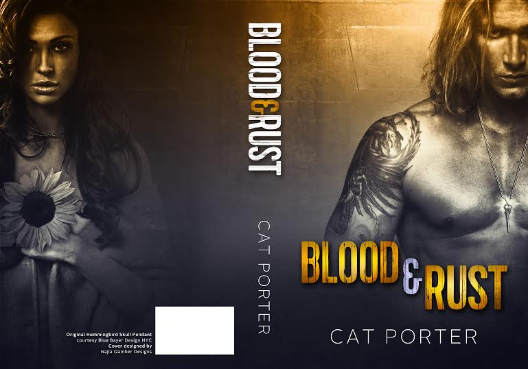 Blood & Rust by Cat Porter - Release Day
