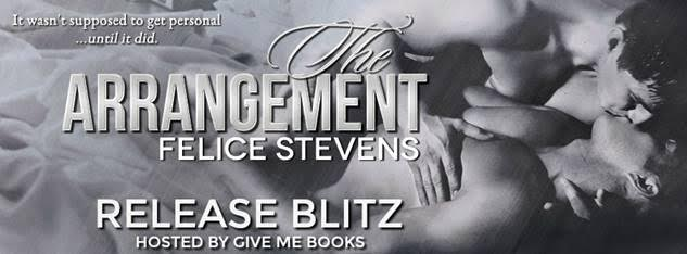 Release Blitz for The Arrangement by Felice Stevens