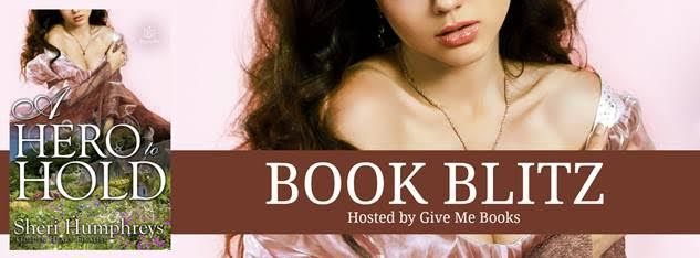Book Blitz for A Hero to Hold by Sheri Humphreys