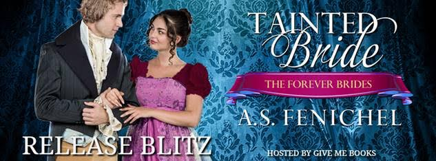 Hot New Release! Tainted Bride by A.S. Fenichel
