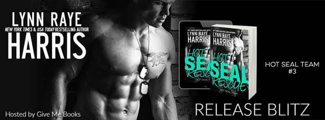 Release Blitz for HOT SEAL Rescue by Lynn Raye Harris