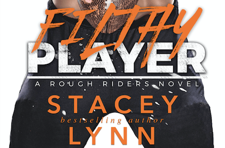 Cover Reveal -Sept 18- Filthy Player by Stacey Lynn