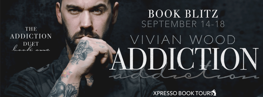 Hot New Release -Sept 14- Addiction by Vivian Wood