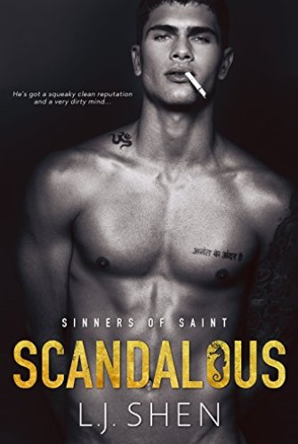 Princess Emma Reviews: Scandalous by L.J. Shen