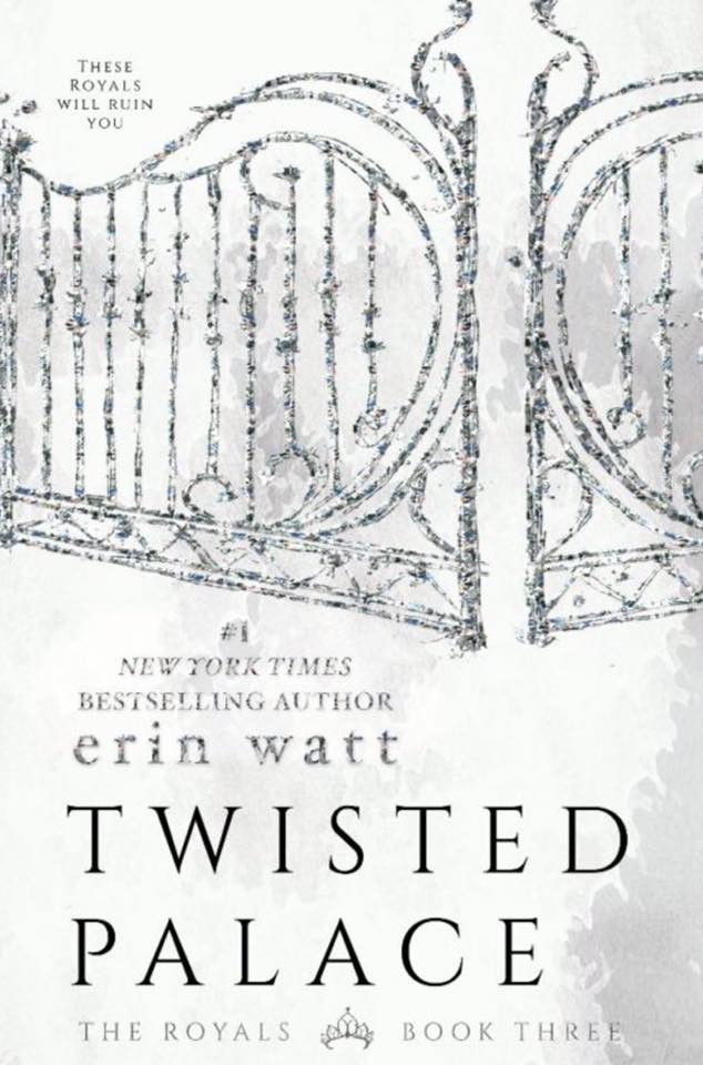 Princess Elizabeth Reviews: Twisted Palace by Erin Watt