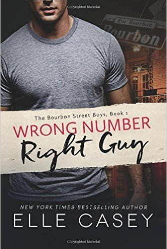 Princess Emma Reviews: Wrong Number, Right Guy by Elle Casey