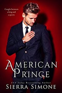 Princess Elizabeth Reviews: American Prince (American Queen Trilogy, #2) Simone, Sierra