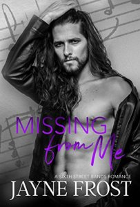 Hot New Releases! ~Oct 23~Missing From Me by Jayne Frost