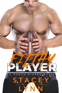 Hot New Release -Oct 9- Filthy Player by Stacey Lynn