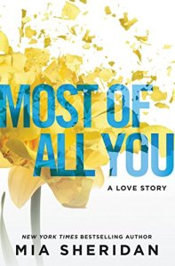Princess Elizabeth Reviews: Most of all You: A Love Story by Mia Sheridan