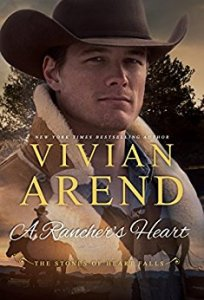 Hot New Releases! ~Nov 16~A Rancher's Heart by Vivian Arend