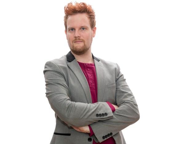 Per Pettersson, kommunikatör och PR-proffs