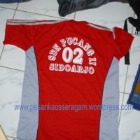 Pesan Kaos Seragam Sekolah SD di Sidoarjo - Surabaya - Jatim