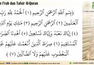 Surat Al-Faatihah