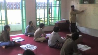 Pesantren Akhir Pekan (Masjid Al-Muamalah Tahun 2006)