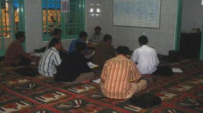 Pesantren Akhir Pekan (Masjid Al-Muamalah Tahun 2009)
