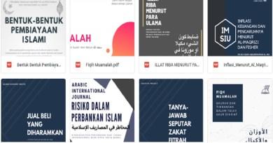 Download Buku-buku Fiqih Muamalah dan Ekonomi Syari'ah