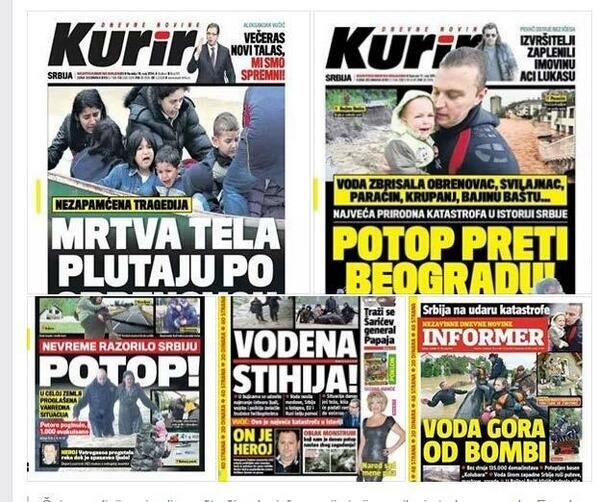 Cenzura u Srbiji 1