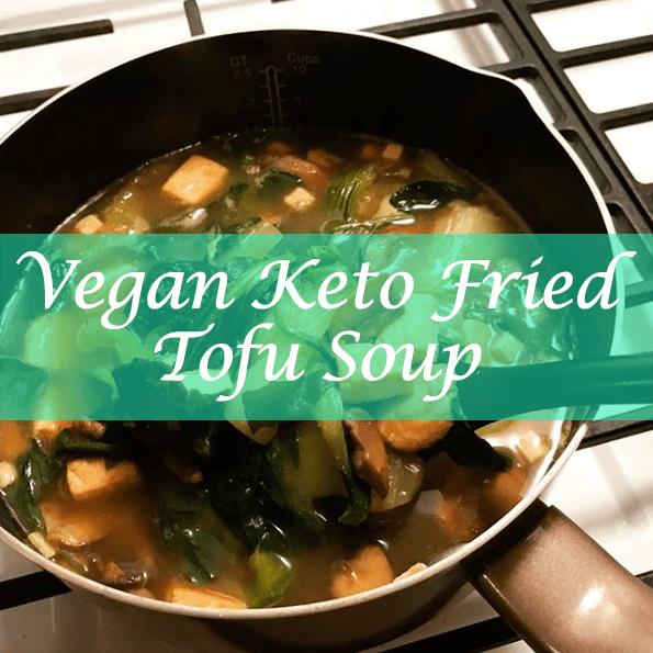 miso soup on keto diet