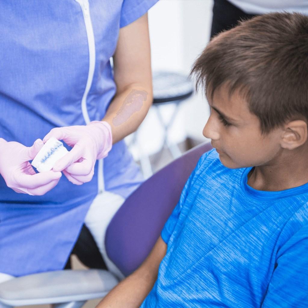 Teeth Braces Surgery