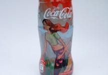 Botella de Coca Cola x PESK