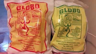 Globo Biscuits: A Beach Classic