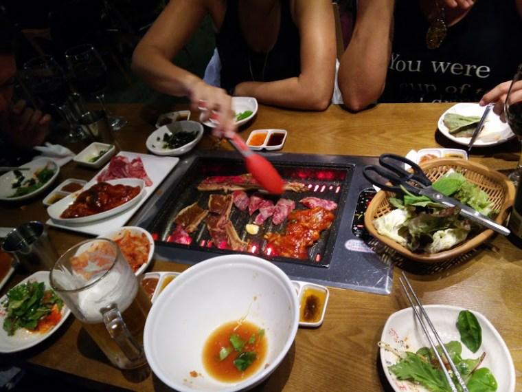 Corean BBQ - Brisbane