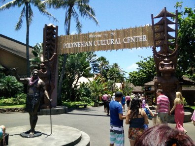 Polynesian Cultural Center - Hawaii