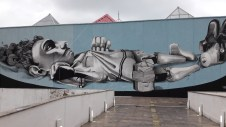 graffiti, grafite