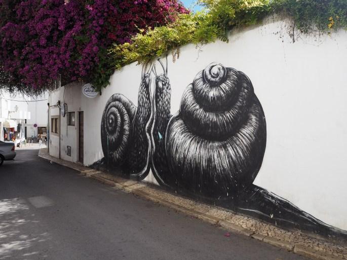 Lagos - Grafittii