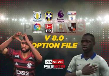 Arquivo de Option Files - PES News
