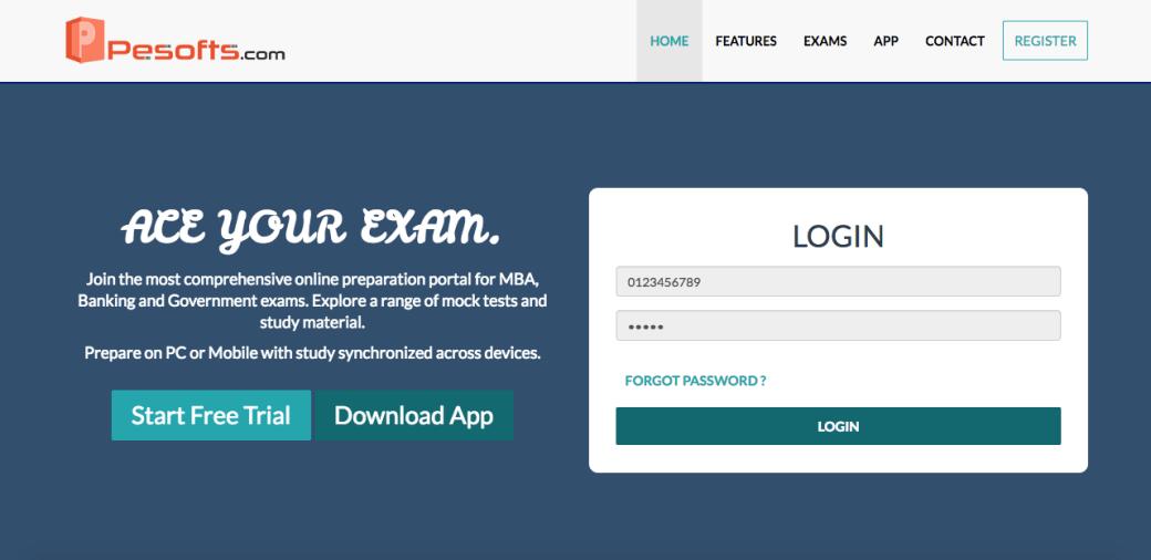 online exam software demo
