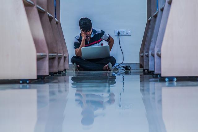 student take test easily