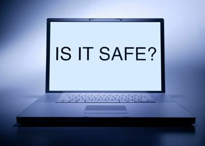 online assessment system is safe or not