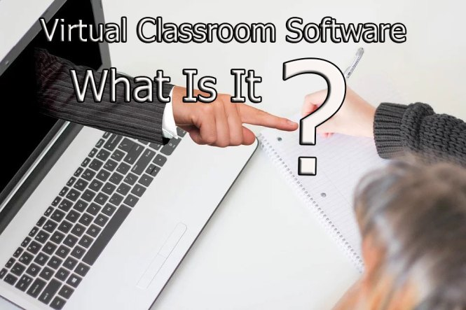virtual classroom software what is it