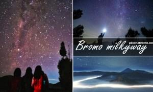 paket wisata bromo milkyway 2 hari 1 malam
