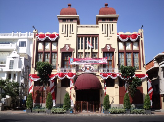 Gambar Bangunan Cagar Budaya Surabaya  Pesona Cagar