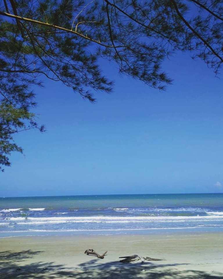 Pantai Muara Kintap : pantai, muara, kintap, Pantai, Muara, Kintap,, Ayunan, Jomblo, Nge-Hits, Tanah, Wonderful, Kalimantan