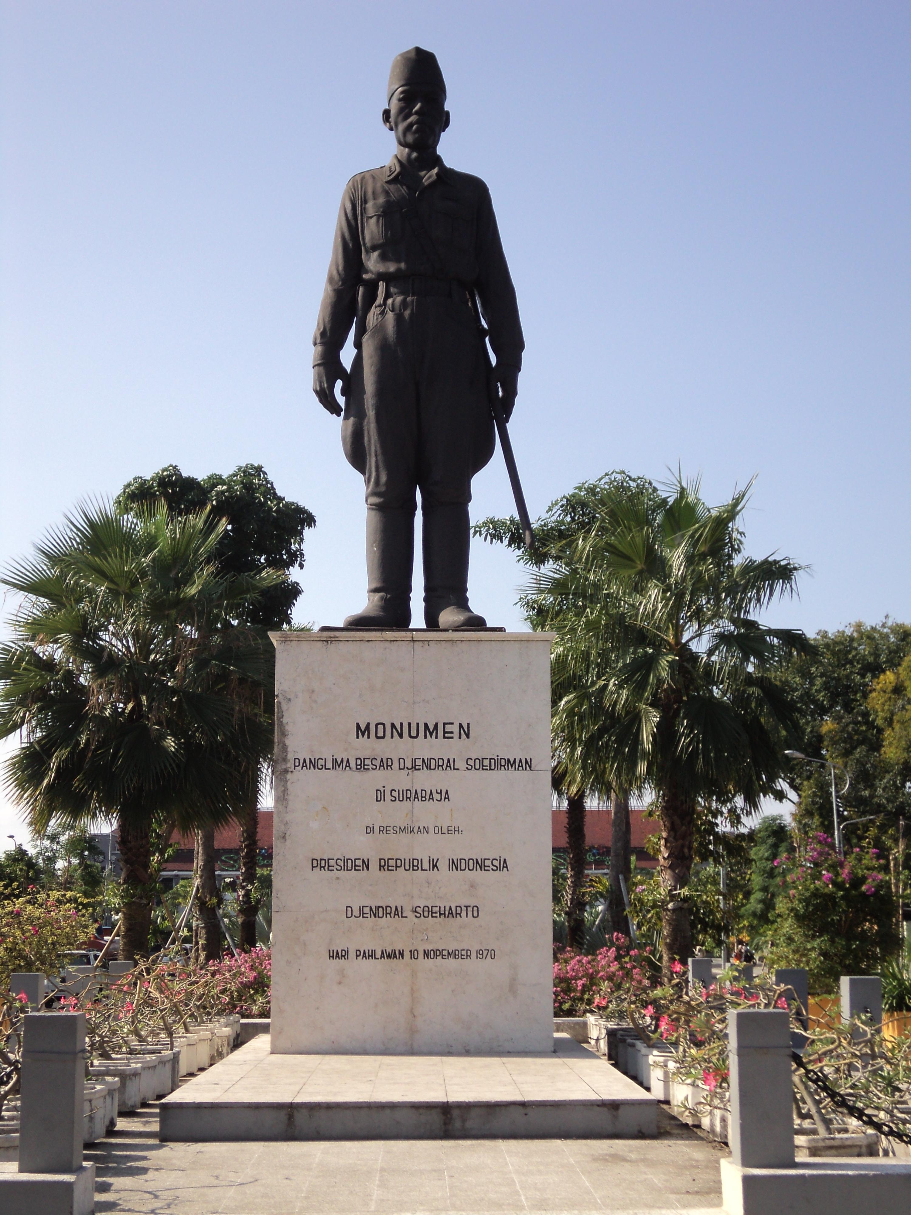 Gambar Untuk Monumen  Monumen Surabaya