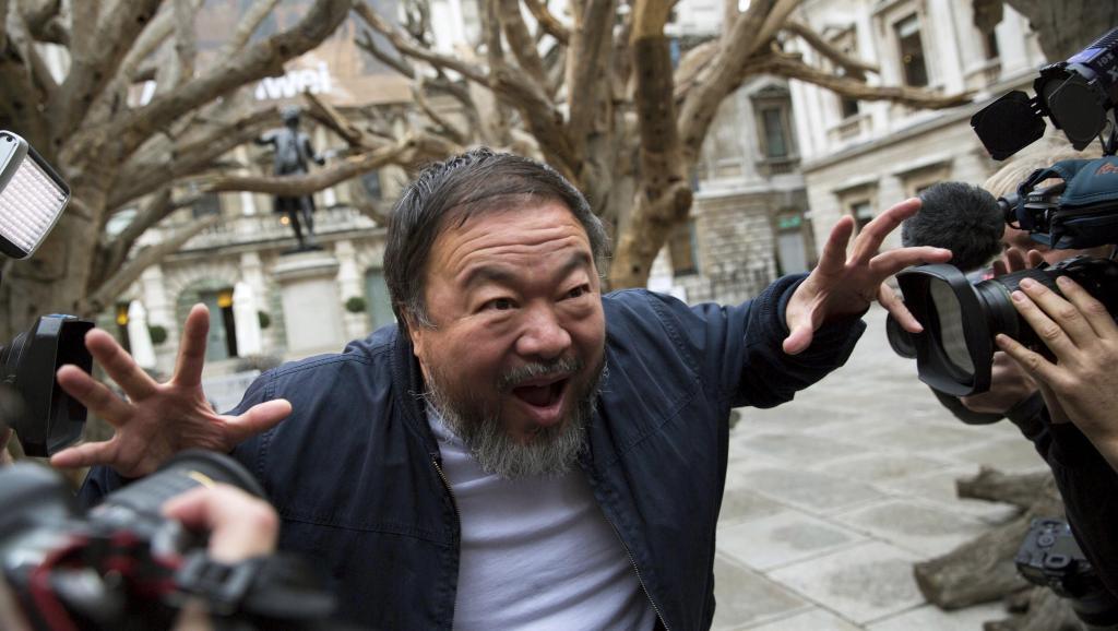 Ai Weiwei Punk