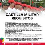 CARTILLA MILITAR